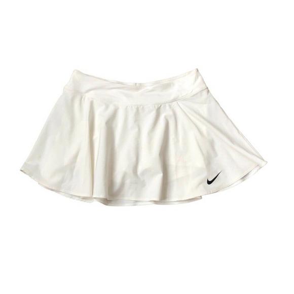 SOLD Nike Dri Fit Skort Medium White